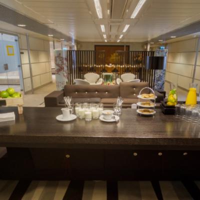 Bekijk de Executive Lounge in 360⁰