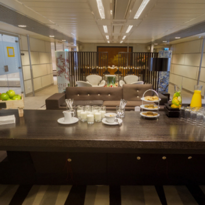 Bekijk de Executive Lounge in 360⁰