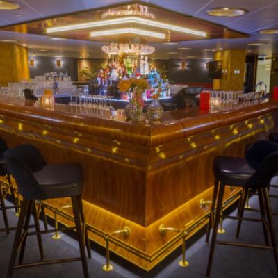 Bekijk de Captains Lounge in 360⁰