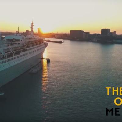 ss Rotterdam, the start of new memories...